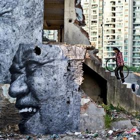 JR - Amazing Portrait In China