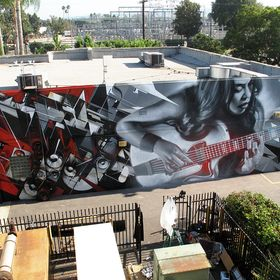 El Mac and Kofie in Los Angeles