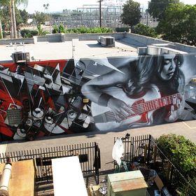 El Mac et Kofie à Los Angeles