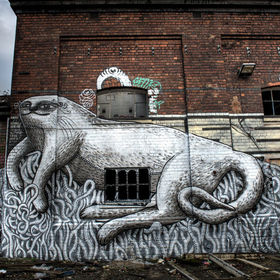 Phlegm à Sheffield